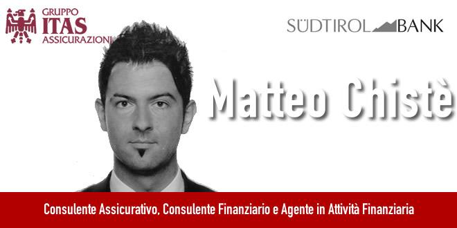 Matteo Chistè